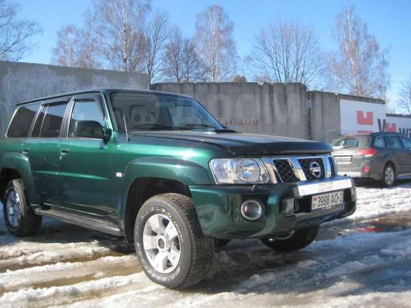 Nissan Patrol, 2006 год, 1 100 000 руб.