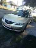 Mazda Mazda3, 2004 год, 303 000 руб.