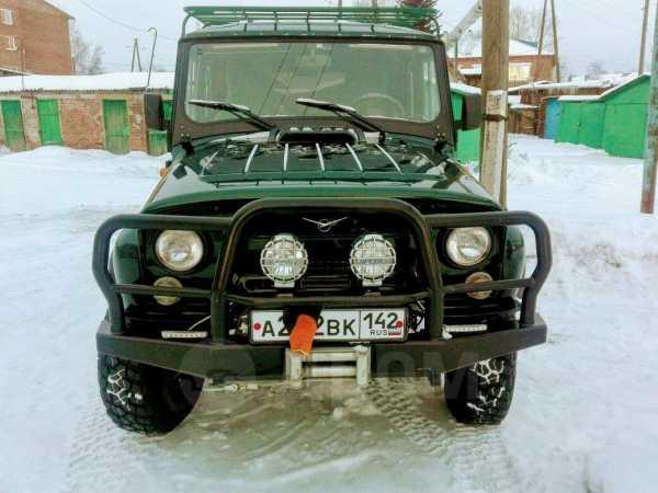УАЗ Хантер, 2012 год, 670 000 руб.