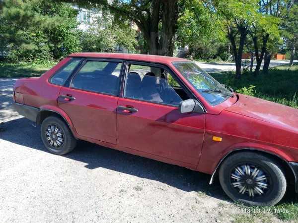 Лада 21099, 1993 год, 78 000 руб.