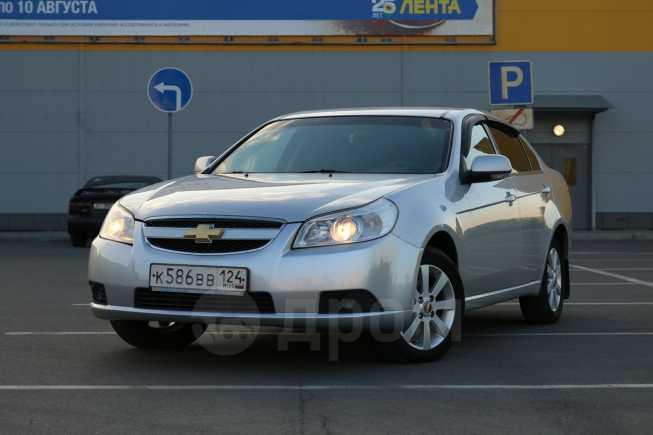 Chevrolet Epica, 2010 год, 408 000 руб.