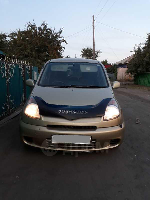 Toyota Funcargo, 2001 год, 240 000 руб.