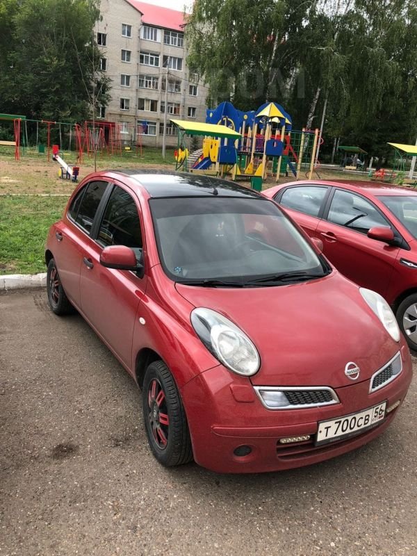 Nissan Micra, 2010 год, 350 000 руб.