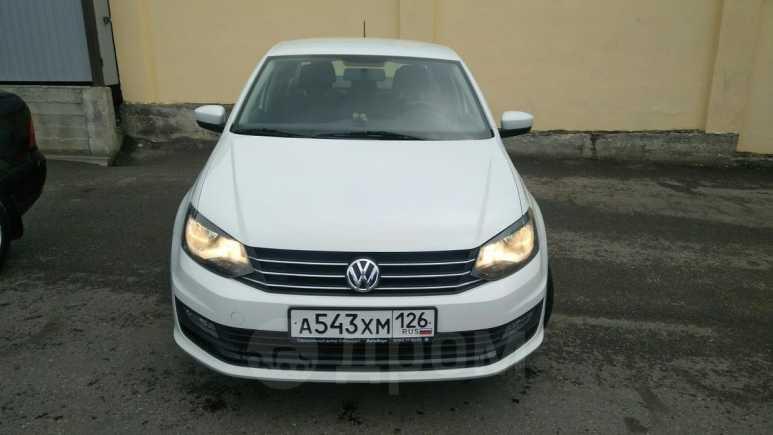 Volkswagen Polo, 2015 год, 520 000 руб.