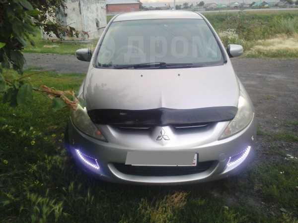 Mitsubishi Grandis, 2003 год, 410 000 руб.