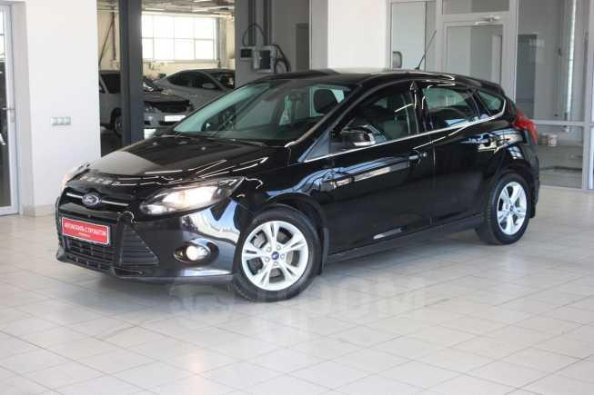 Ford Focus, 2013 год, 607 000 руб.