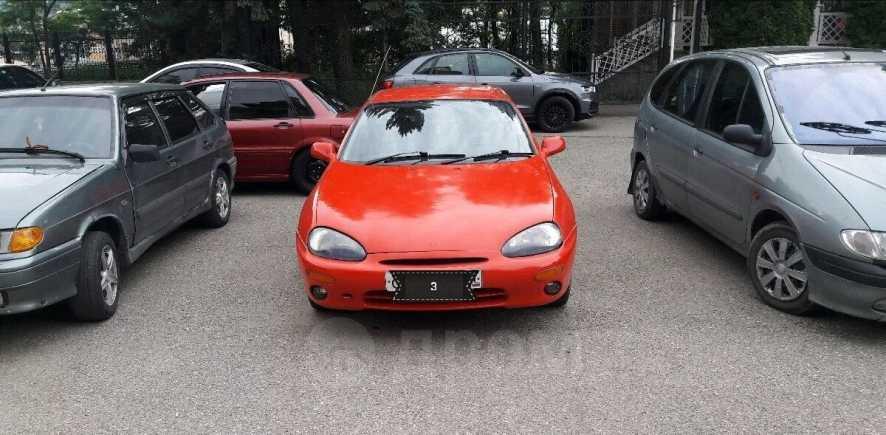 Mazda MX-3, 1993 год, 160 000 руб.