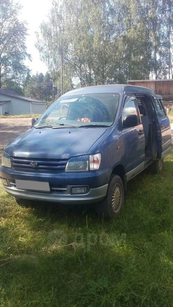 Daihatsu Delta, 1998 год, 350 000 руб.
