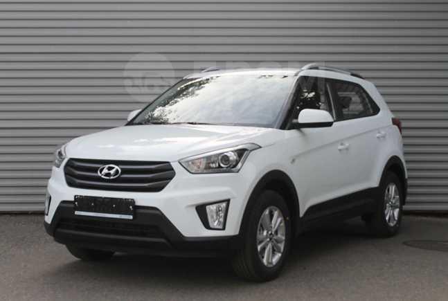Hyundai Creta, 2018 год, 1 323 000 руб.