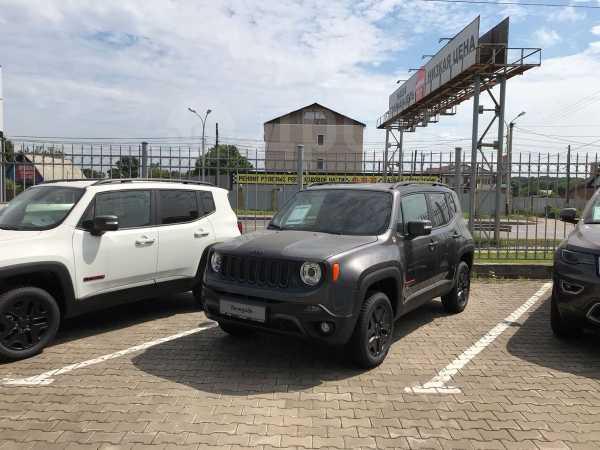 Jeep Renegade, 2018 год, 2 543 000 руб.