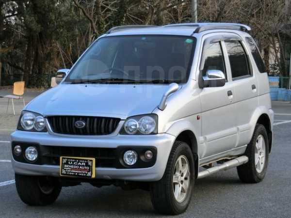 Daihatsu Terios, 2001 год, 180 000 руб.