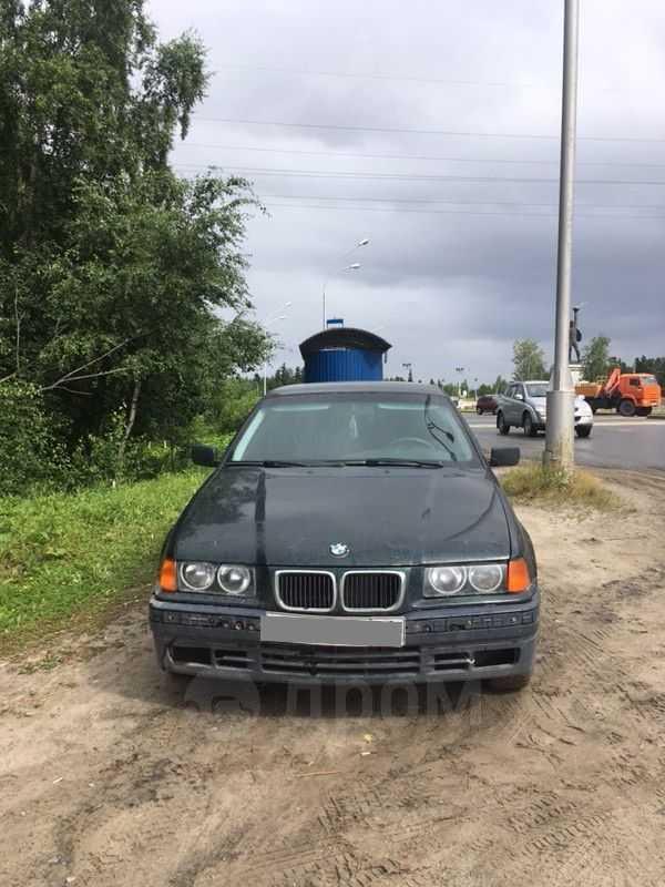 BMW 3-Series, 1996 год, 135 000 руб.