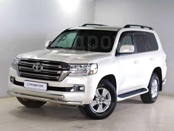Toyota Land Cruiser, 2016 год, 3 699 000 руб.