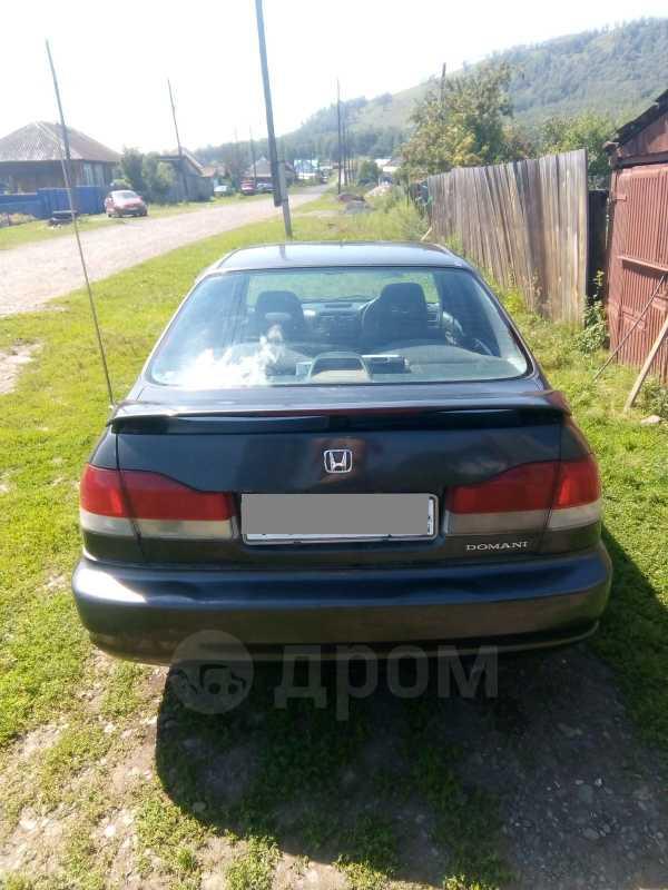Honda Domani, 1997 год, 100 000 руб.
