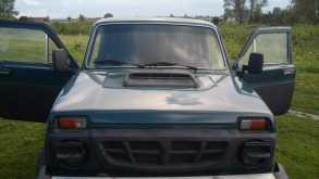 Шадринск 4x4 2121 Нива 1996