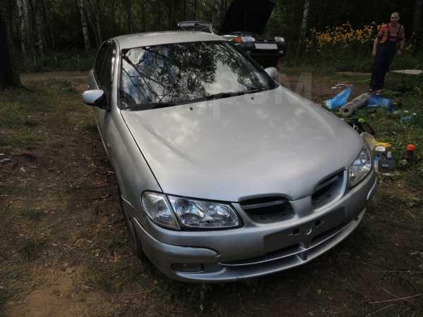 Nissan Almera, 2001 год, 105 000 руб.