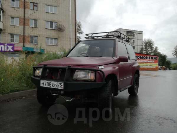 Suzuki Escudo, 1993 год, 227 000 руб.