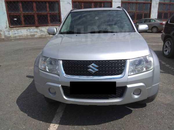 Suzuki Grand Vitara, 2008 год, 465 000 руб.