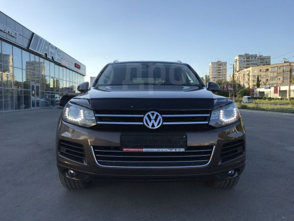 Volkswagen Touareg, 2012 год, 1 585 000 руб.