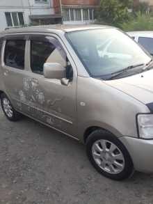 Абакан Wagon R Solio 2004