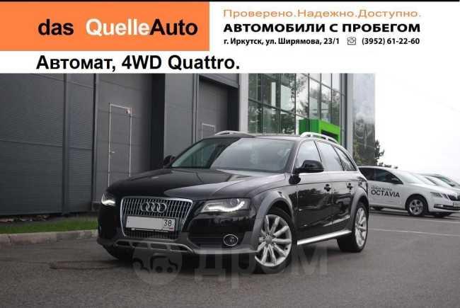 Audi A4 allroad quattro, 2011 год, 949 000 руб.