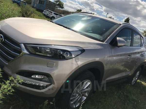 Hyundai Tucson, 2018 год, 1 744 000 руб.