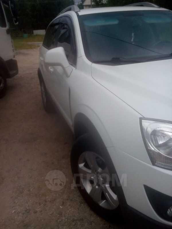 Opel Antara, 2014 год, 920 000 руб.
