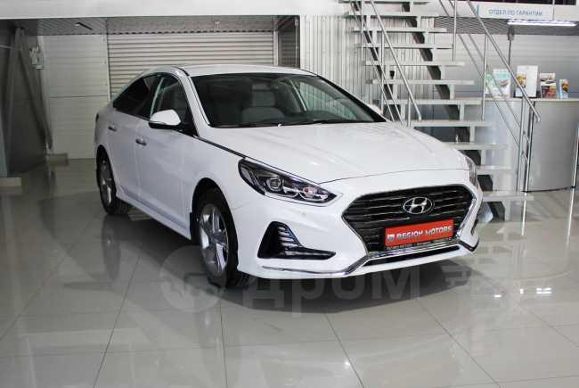 Hyundai Sonata, 2018 год, 1 589 900 руб.
