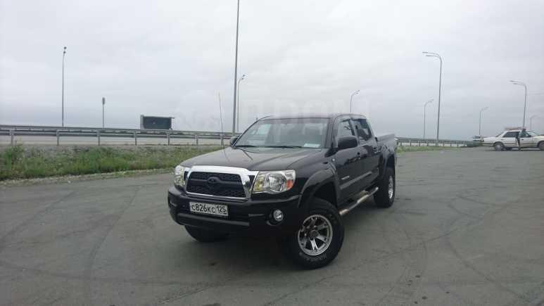 Toyota Tacoma, 2011 год, 1 770 000 руб.
