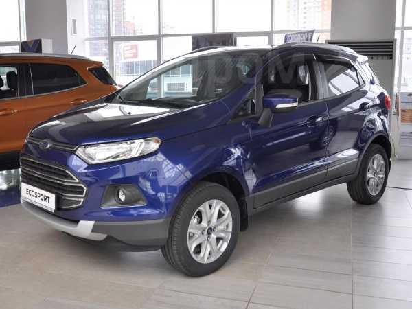 Ford EcoSport, 2018 год, 1 157 000 руб.