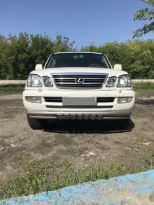 Lexus LX, 2005 г., Новосибирск