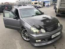 Владивосток Toyota Aristo 1999