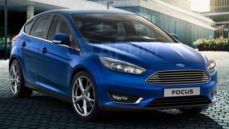 Ford Focus, 2018 год, 913 000 руб.
