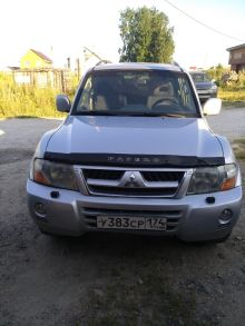 Томск Pajero 2006