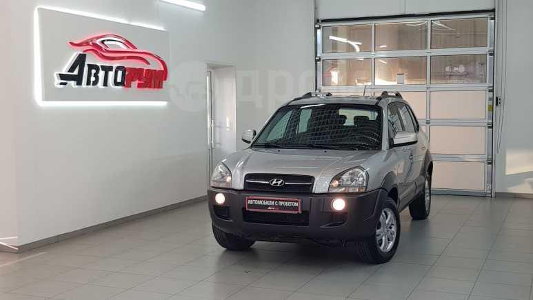 Hyundai Tucson, 2005 год, 545 000 руб.