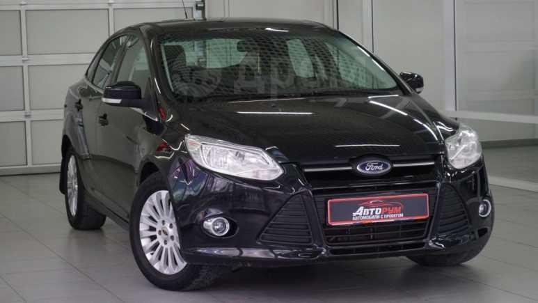 Ford Focus, 2013 год, 557 000 руб.