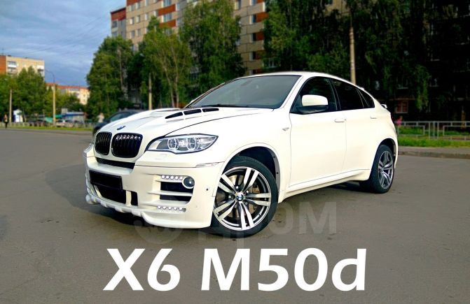 BMW X6, 2012 год, 2 170 000 руб.