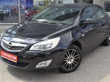 Opel Astra, 2012 г., Пермь