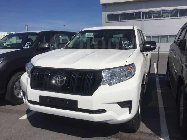 Toyota Land Cruiser Prado, 2018 год, 2 479 000 руб.