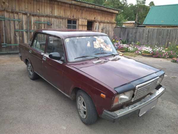 Лада 2107, 2005 год, 61 000 руб.