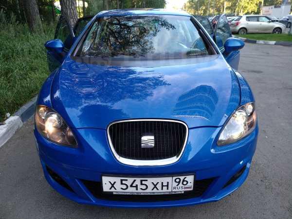 SEAT Leon, 2012 год, 575 000 руб.