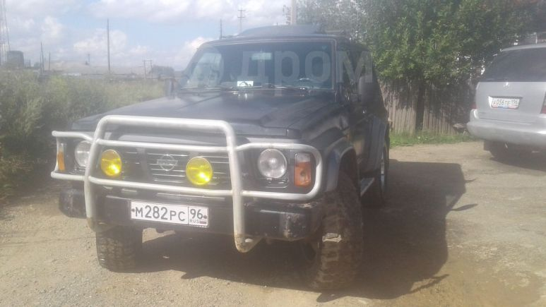Nissan Patrol, 1991 год, 290 000 руб.