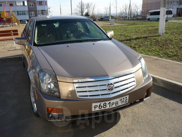 Cadillac CTS, 2007 год, 650 000 руб.