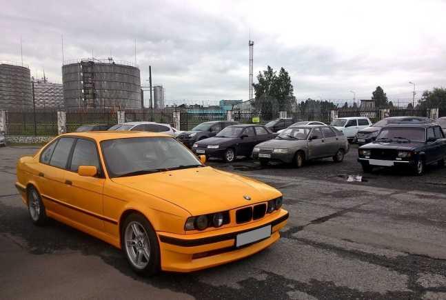 BMW 5-Series, 1992 год, 399 999 руб.