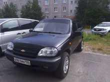 Сургут Niva 2008
