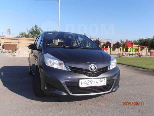 Toyota Yaris, 2012 год, 600 000 руб.