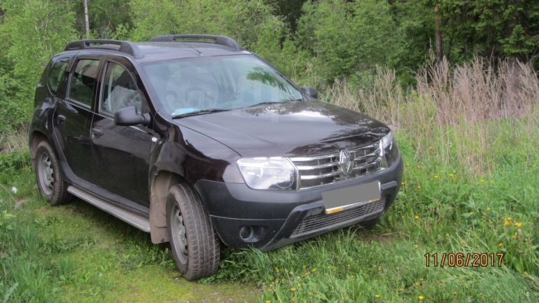 Renault Duster, 2014 год, 630 000 руб.