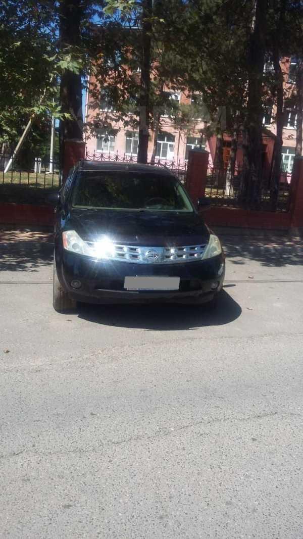 Nissan Murano, 2002 год, 370 000 руб.