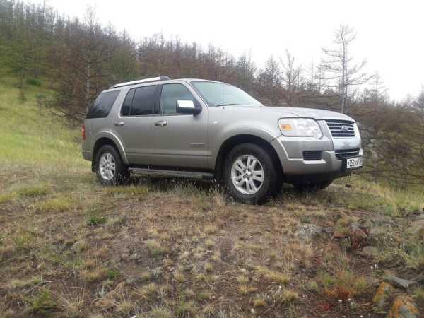 Ford Explorer, 2008 год, 795 000 руб.
