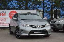 Новокузнецк Toyota Auris 2015